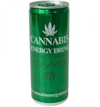 Cannabis Energy Drink Natur
