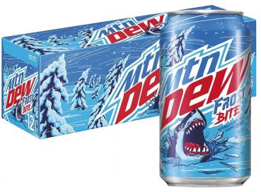Mountain Dew Frost Bite 12x 355ml