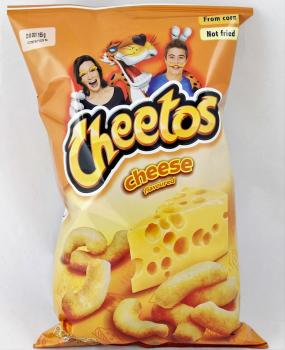 Cheetos Cheese Flavoured 165g