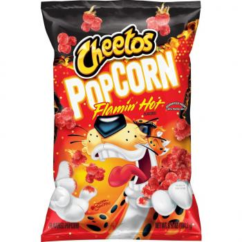Cheetos Popcorn Flamin Hot 184g