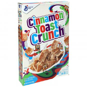 General Mills Cinnamon Toast Crunch 340g