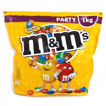 m&m's Peanut Party-Pack 1kg