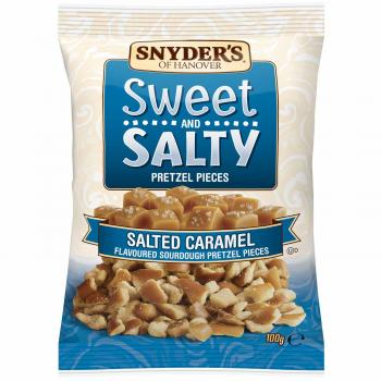 Snyder's of Hannover Sweet and Salty Salted Caramel