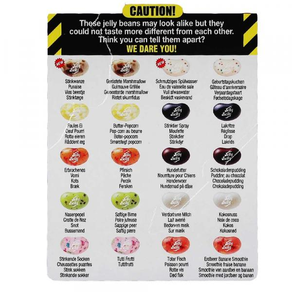 "Jelly Belly Bean Boozled ""Edition 5"" Glücksrad"